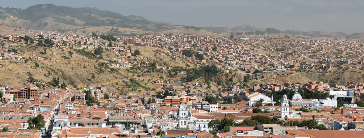 Hotels - Sucre