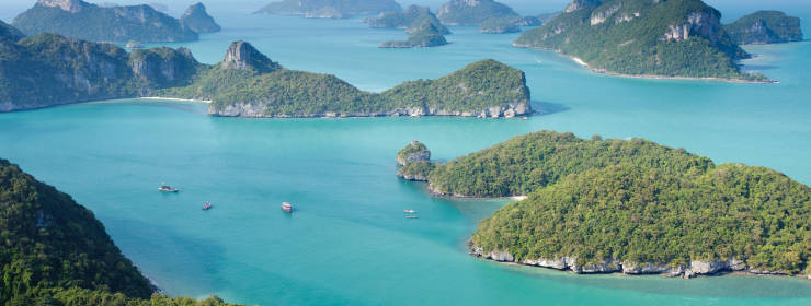 Hotels in Ko Samui and Area