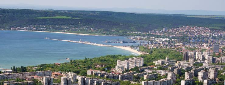 Hôtels - Varna