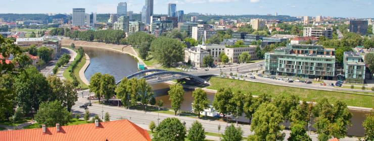 Hoteles en Vilnius