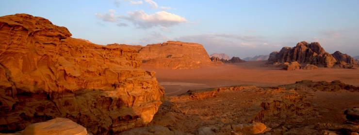 Hoteles en Wadi Rum