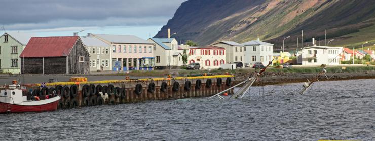 Hoteles en Westfjords