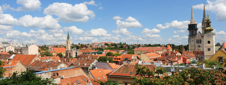 Hoteles en Zagreb