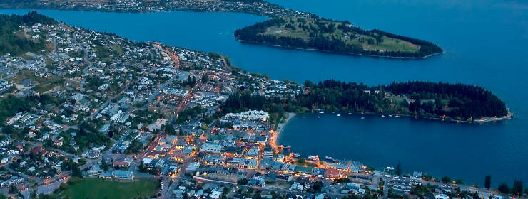 Hotels in Queenstown-Southern Lakes