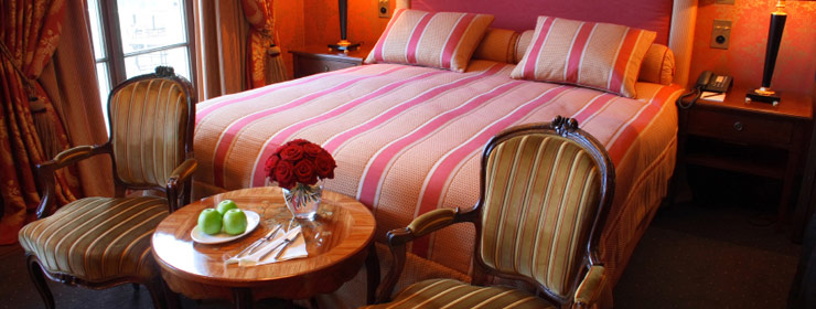 Hotels with charm in Cape Town-Garden Route