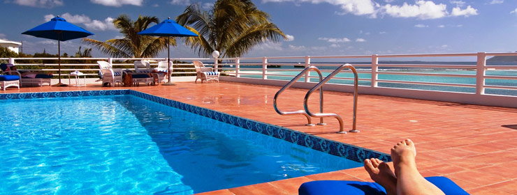 Hotels with a swimming pool in St. Croix