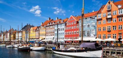 København fra 770kr