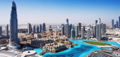 Besøg Dubai!