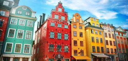 Stockholm, Köpenhamn...