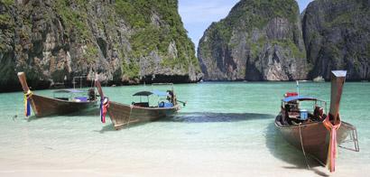 Основные туристические направления Азии