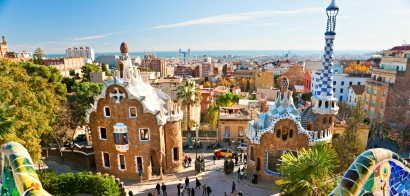 Visita Barcellona!