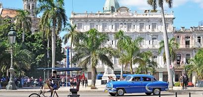 Découvrez Cuba