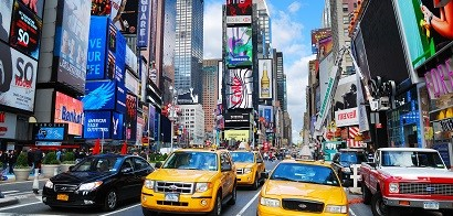 Besuchen Sie New York!