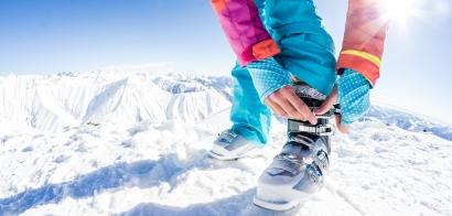Échappez à la neige!