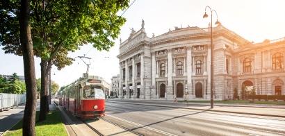 Besuchen Sie Wien!