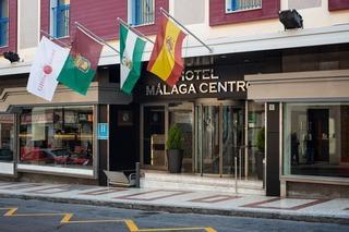 Hotel Malaga Centro