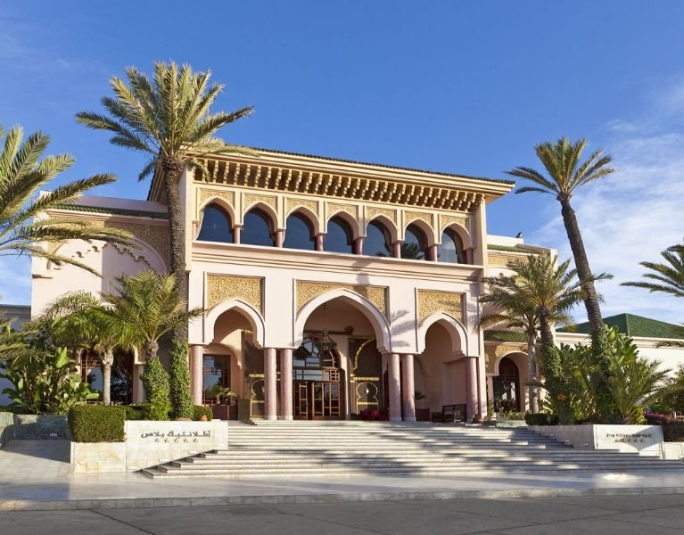 Hotel Atlantic Palace Agadir Golf Thalasso&Casino Resort