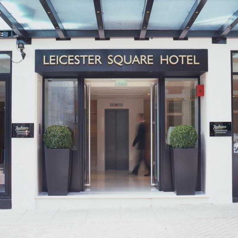 Hotel Radisson Blu Edwardian Leicester Square