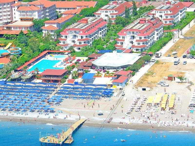 Hotel Sailors Beach Club Kemer Antalya Hotelopia