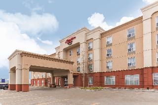 Hotel Hampton Inn by Hilton Edmonton
