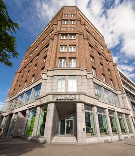 Jugendherberge Generator Hostels Hamburg