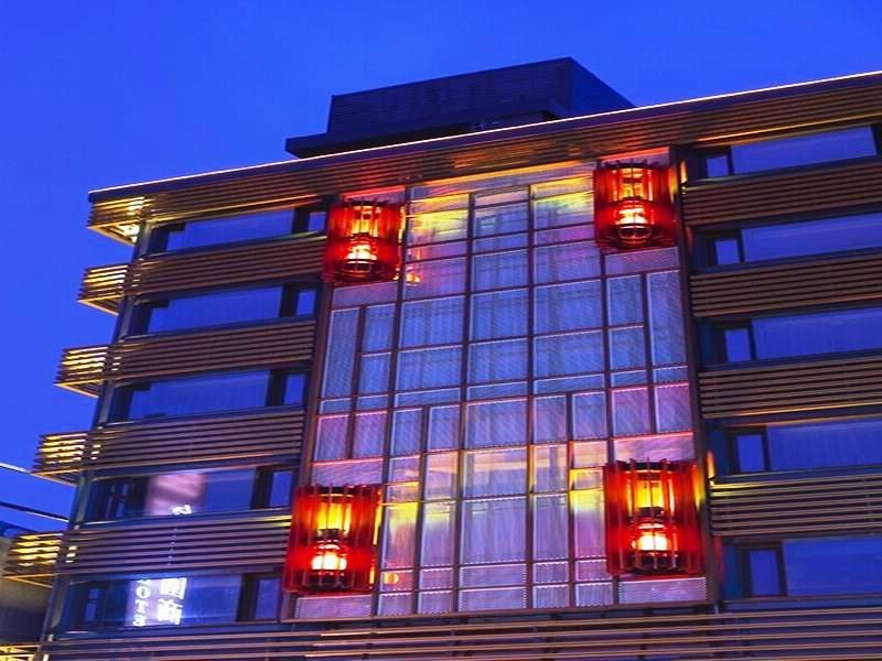 At Lealea Garden Hotels Taipei Guests Can Have Fast Access To The Many Attractions In City