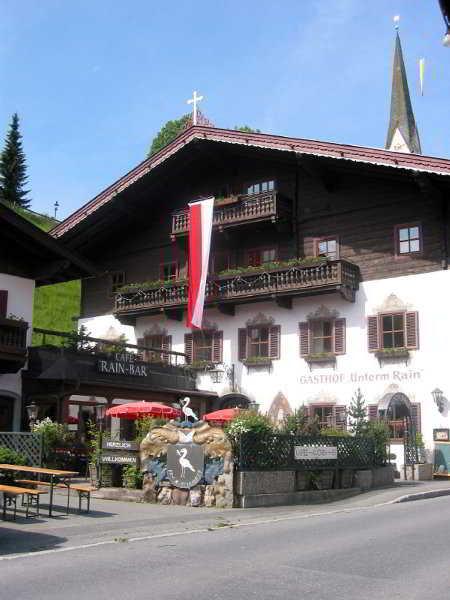 Hotel Gasthof Unterm Rain