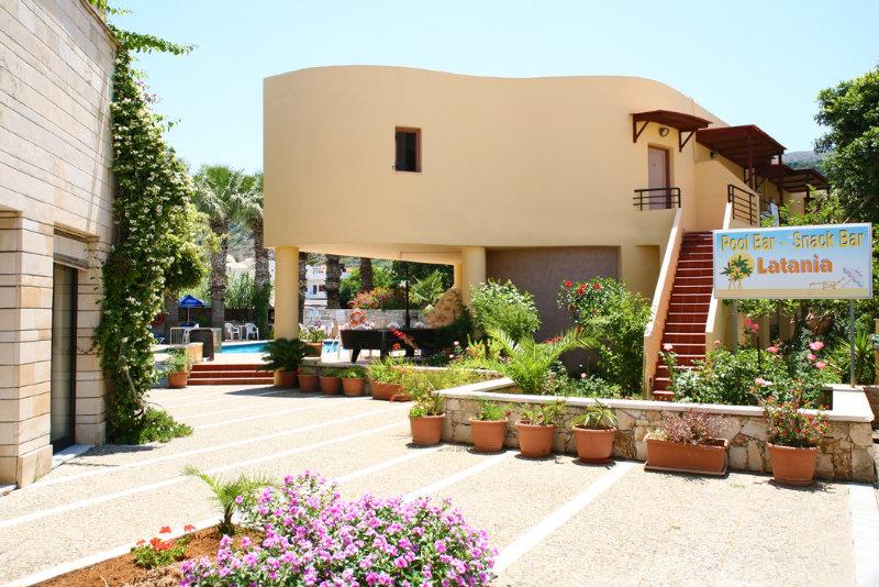 Description Latania Studios Apartments