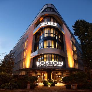 Hotel Boston Hamburg
