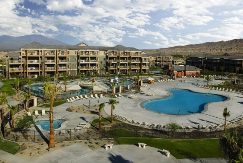 This Resort Hotel Is Situated In Indio Lying Just A Short Distance Away From The Golf Course At Terra Lago Amidst Beauty And Splendour Of