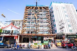 Хороший новый городской отель на Патонге -Пхукет!
