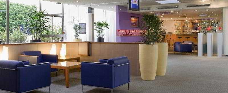 Hotel Novotel Le Bourget Aéroport