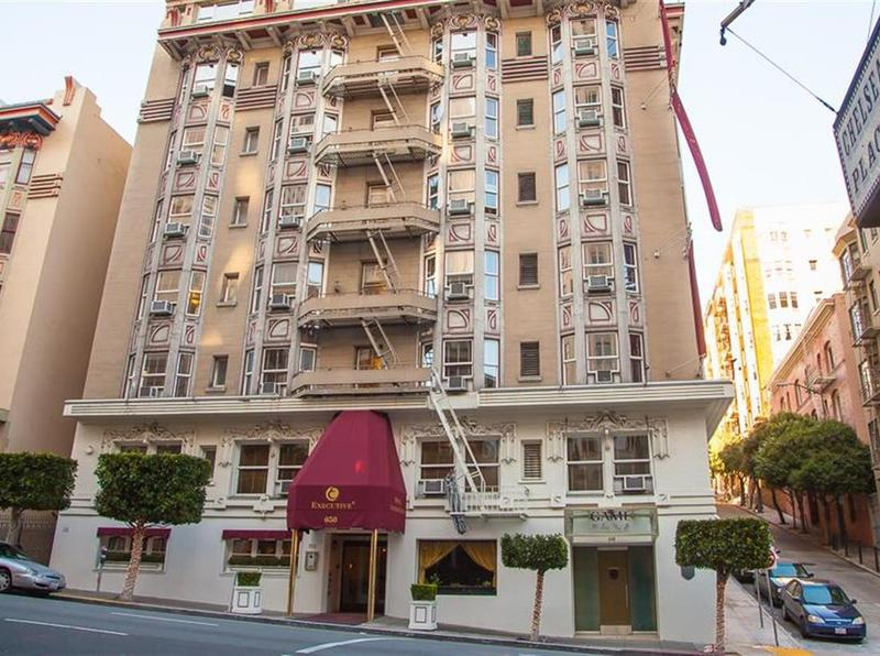 hotel vintage san francisco court