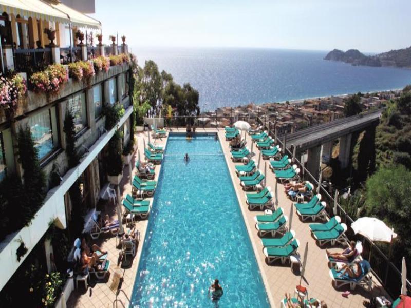 Hotel Antares - Taormina Area - Sicily   Hotelopia