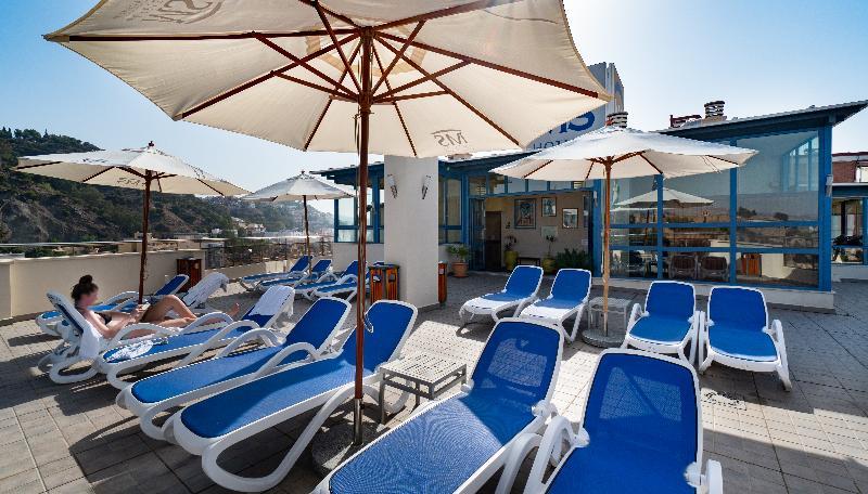 maestranza hotel malaga