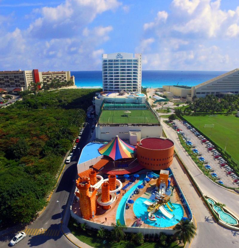 Hotelli Seadust Cancun Family Resort Cancun Hotel Zone Cancun