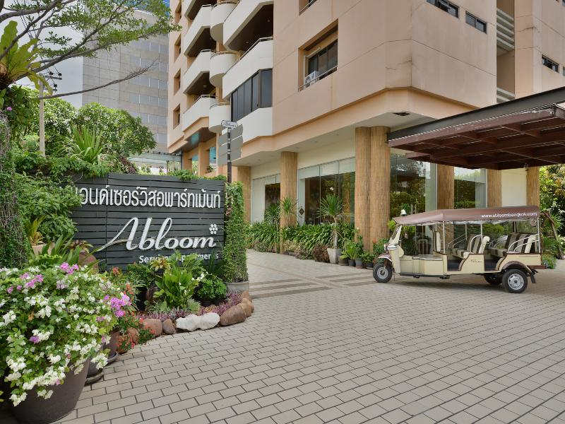 Hotel Abloom Exclusive Serviced Apartments   Rajtaevee Phayathai   Bangkok  | Hotelopia