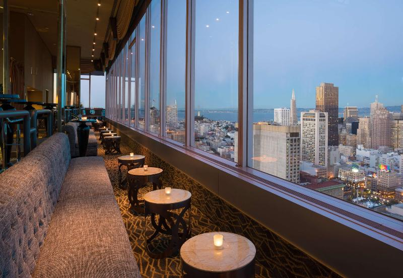 Hotel Hilton San Francisco Union Square Area Ca Hotelopia