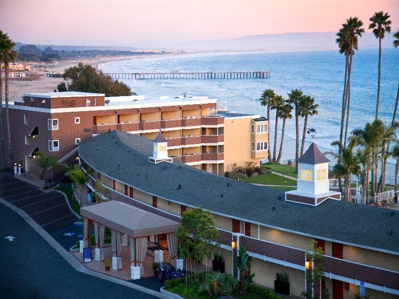 Sea Crest Oceanfront Hotel Pismo Beach California Coast Hotelopia