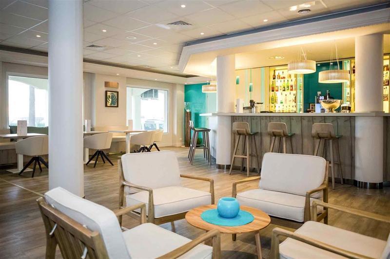 Hotel Mercure Thalassa Port Frejus Frejus Golfe De Saint Tropez - Thalasso port frejus