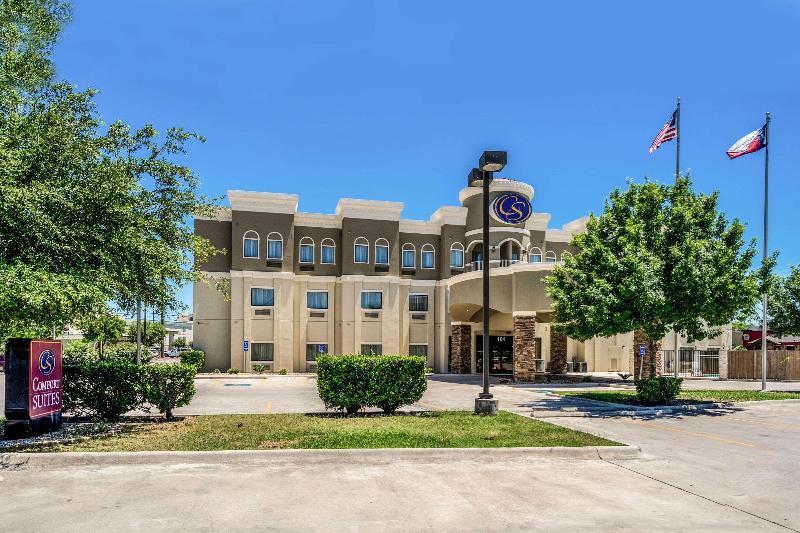 hotel comfort suites near texas state university san marcos san