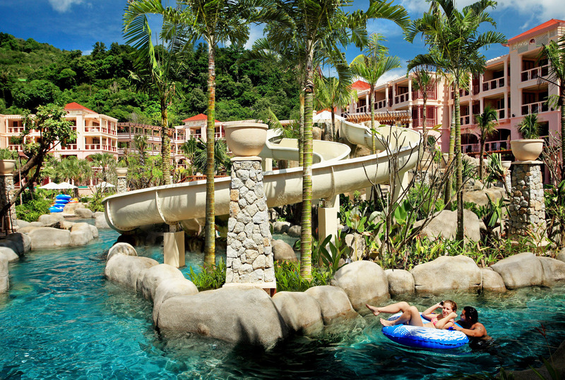 酒店 普吉岛中心海滩度假村