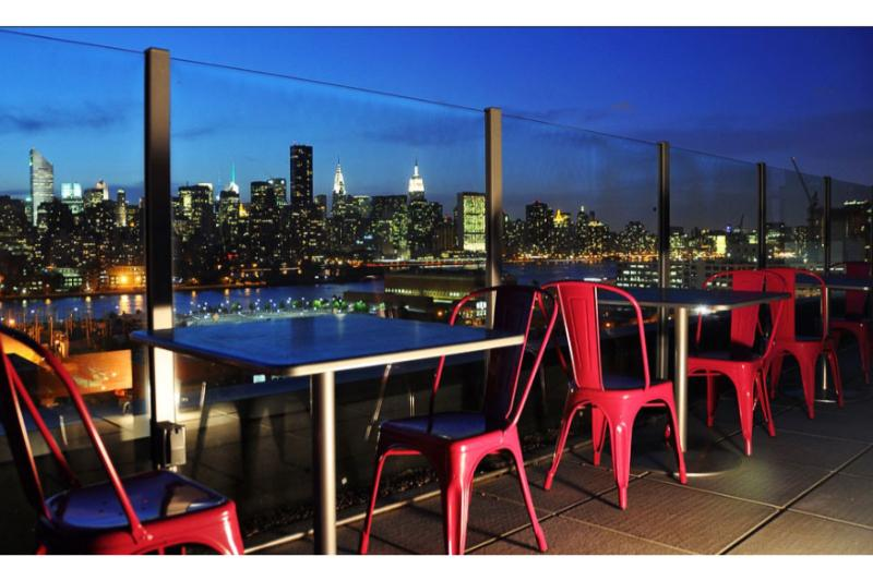 Hotels In New York City >> Hotelli Z Nyc Hotel Long Island City New York Ny