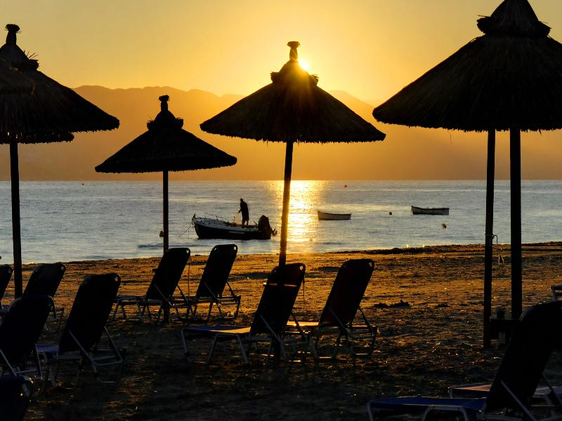 Hotel Island Beach Resort Kavos Corfu Hotelopia