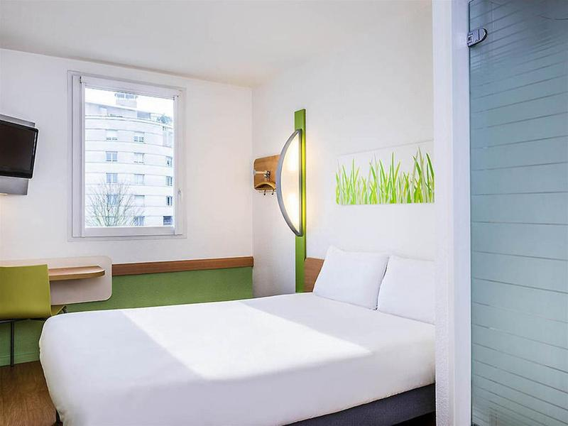 Hotel Ibis Budget Paris Porte De Vanves Fontainebleau Paris - Hotel porte de vanves