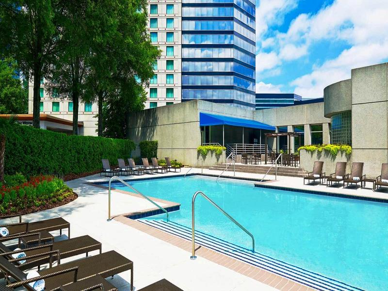 Hotel The Westin Atlanta Perimeter North Northeast Ga Hotelopia