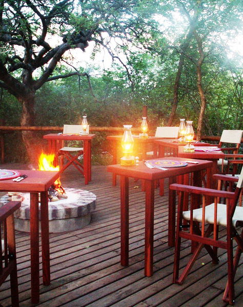 shikwari luxury bush lodge