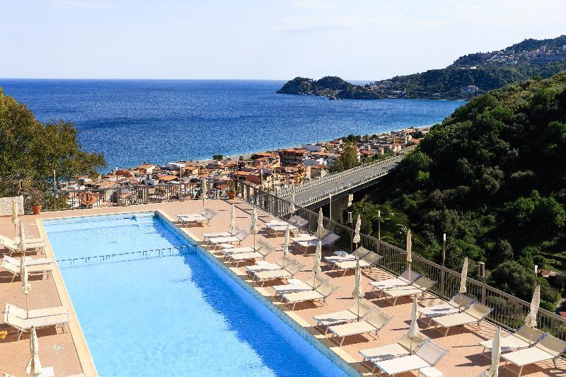 Hotel Antares Le Terrazze - Taormina Area - Sicily   Hotelopia
