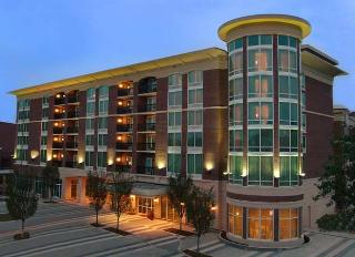 Hotel Hampton Inn and Suites Greenville-Downtown, SC