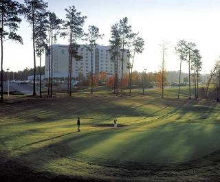 Hotel Embassy Suites Greenville Golf Resort